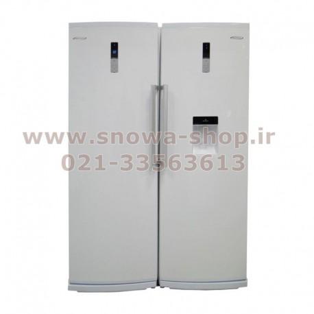 یخچال فریزر دوقلو امرسان 15 فوت Emersun Twin Refrigerator - Freezer