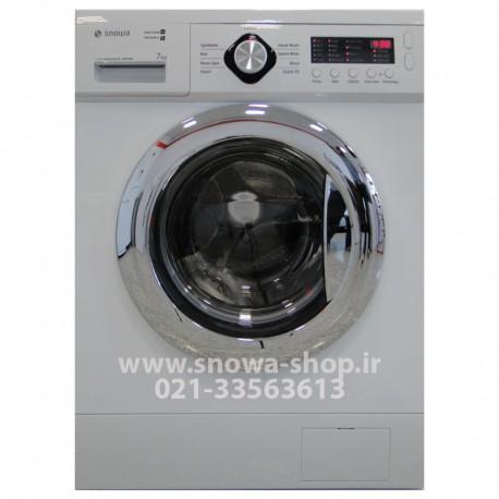 ماشین لباسشویی مدل SWD-374CF اسنوا ظرفیت 7 کیلوگرم