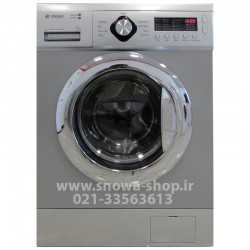 ماشین لباسشویی مدل SWD-371SN اسنوا ظرفیت 7 کیلوگرم Snowa
