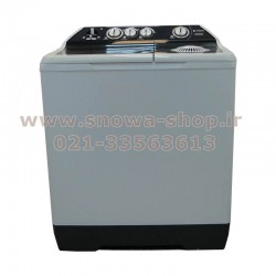 ماشین لباسشویی دوقلو اسنوا Snowa Twin-Tub Washing Machine SWT-Airjet105