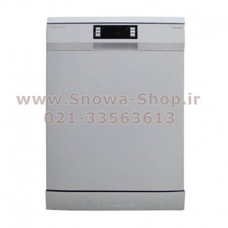 ماشین ظرفشویی DW-1486E5W دوو الکترونیک Dishwasher Daewoo Electronics