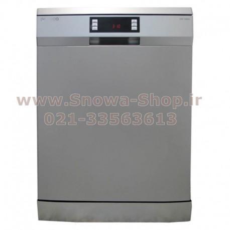 ماشین ظرفشویی مدل DW-1486E5S دوو الکترونیک Daewoo Electronic Dishwasher