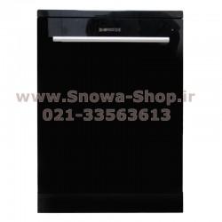 ماشین ظرفشویی DW-1485B دوو الکترونیک Dishwasher Daewoo Electronics
