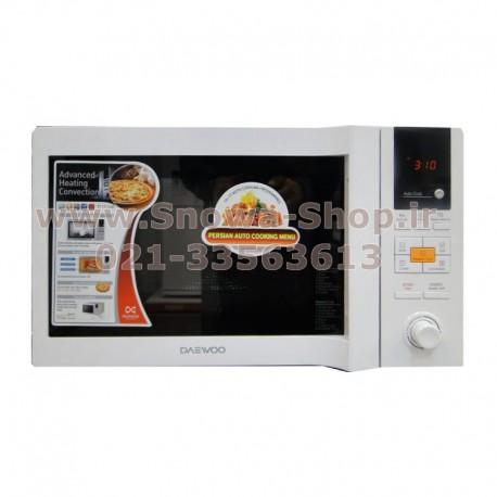 مایکروفر DEM-311U0T-PW دوو الکترونیک 34 لیتری  Daewoo Electronics Microwave Oven