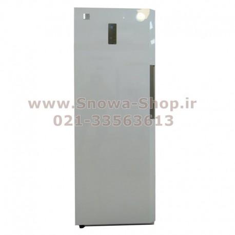 فریزر تک دوو الکترونیک DELF-2000GW  سایز 18 فوت Daewoo Electronics Freezer
