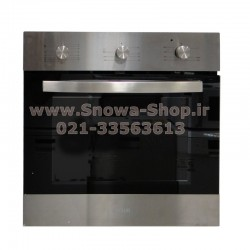 فر و گریل توکار برقی و گازی اسنوا O201 تمام استیل Snowa Built-In Stainless Steel Grill-Oven