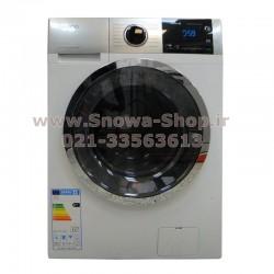 ماشین لباسشویی DWK-8142c دوو الکترونیک 8 کیلویی سفید Daewoo Electronics Washing Machine