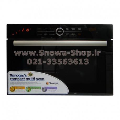 مایکروفر TGM-1C2KPB تکنوگاز ظرفیت 34 لیتر Tecnogas Microwave Oven