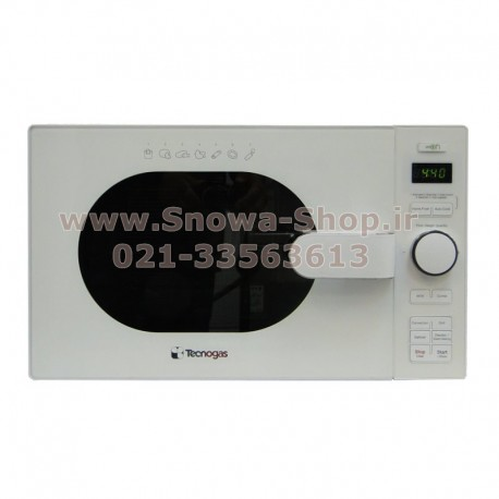 مایکرو فر TGM-8HBFW تکنو گاز ظرفیت 24 لیتر Tecnogas Microwave Oven