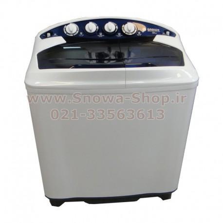 ماشین لباسشویی دوقلو اسنوا Snowa Twin-Tub Washing Machine SWT-ALF85