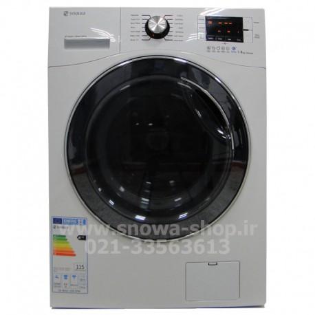 ماشین لباسشویی مدل اکتا SWM-840 Octa اسنوا ظرفیت 8 کیلوگرم