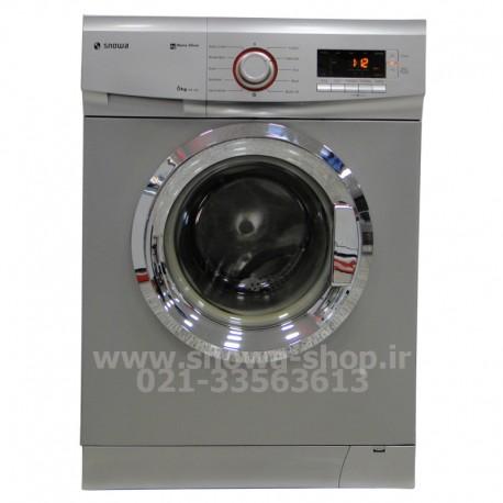 ماشین لباسشویی مدل SWD-163S اسنوا ظرفیت 6 کیلوگرم