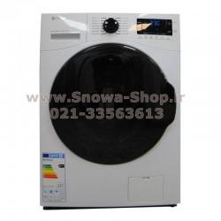 ماشین لباسشویی مدل اکتا SWD-842 Octa اسنوا ظرفیت 8 کیلوگرم  Snowa Add Wash