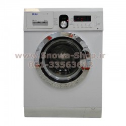 ماشین لباسشویی حایر 6 کیلویی HWM-610C سفید Haier Washing Machine