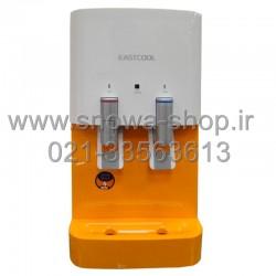 آبسردکن و گرمکن رومیزی ایستکول با قابلیت اتصال به آب شهری Eastcool Water dispenser Cool Hot TM-DW305UF
