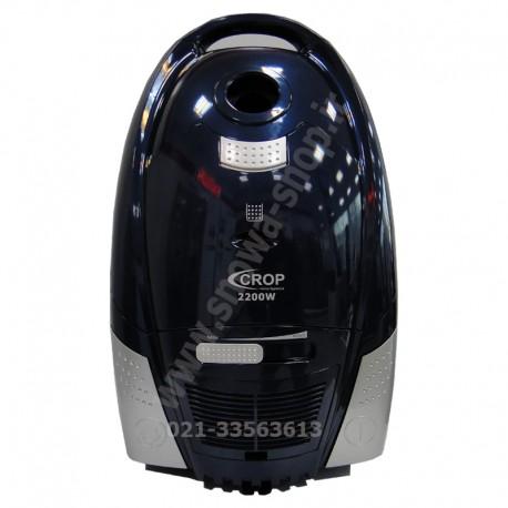 جاروبرقی کروپ مدل VCC-2260BH  قدرت 2200 وات Crop Vacuum Cleaner