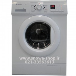 ماشین لباسشویی مدل SWD-181W اسنوا ظرفیت 8 کیلوگرم Snowa