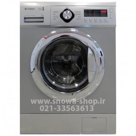 ماشین لباسشویی مدل SWD-371SN اسنوا ظرفیت 7 کیلوگرم