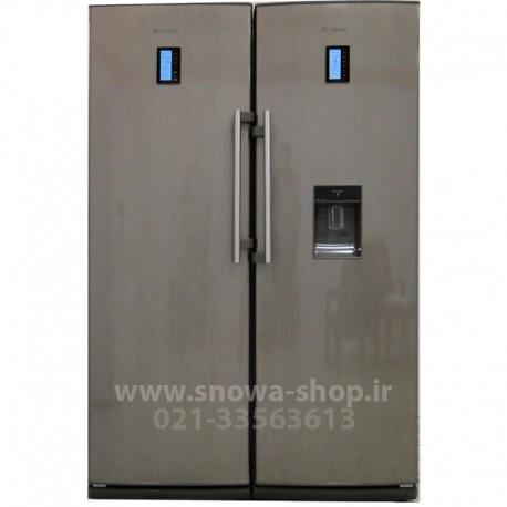 خرید قسطی یخچال الکترواستیل