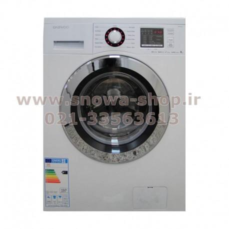 ماشین لباسشویی دوو DWK-8412C ظرفیت 8 کیلویی Daewoo Washing Machine