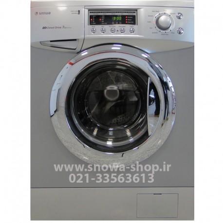 ماشین لباسشویی مدل SWD-271SN اسنوا ظرفیت 7 کیلوگرم