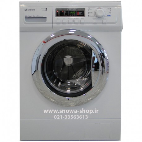 ماشین لباسشویی مدل SWD-171CN اسنوا ظرفیت 7کیلوگرم