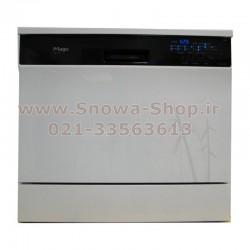 ماشین ظرفشویی رومیزی 8 نفره KOR-2155 مجیک Magic Dishwasher