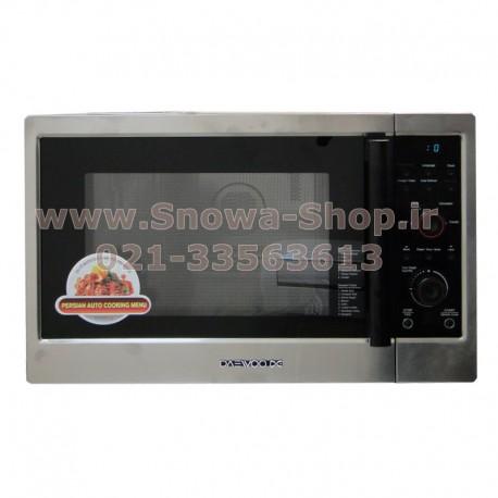 مایکروفر DEM-42154K-PT دوو الکترونیک ظرفیت 42 لیتر Daewoo Electronics Microwave Oven