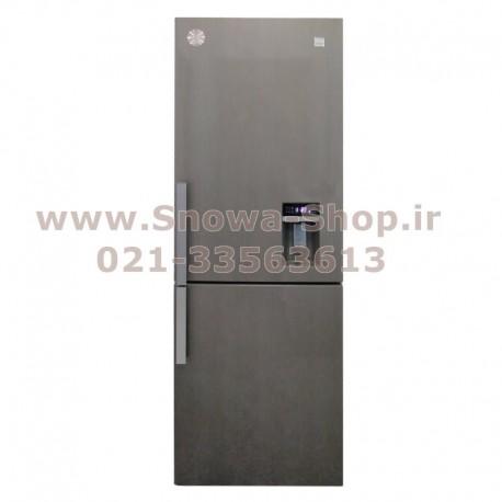 یخچال فریزر DEBF-2100TI دوو الکترونیک 26 فوت Daewoo Electronics Refrigerator Freezer