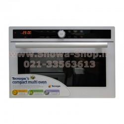 مایکروفر TGM-1C2KP تکنوگاز ظرفیت 34 لیتر Tecnogas Microwave Oven