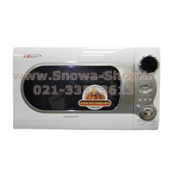 مایکروفر DEM-341B0K-PW دوو الکترونیک 34 لیتری Daewoo Electronics Microwave Oven