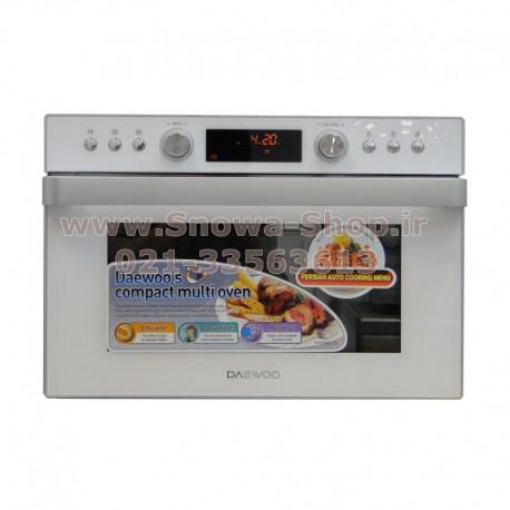 ماکروفر DEM-341C0K-PW دوو الکترونیک ظرفیت 34 لیتر Daewoo Electronics Microwave Oven