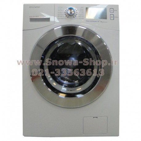 ماشین لباسشویی دوو DWK-9314C ظرفیت 9 کیلویی Daewoo Washing Machine