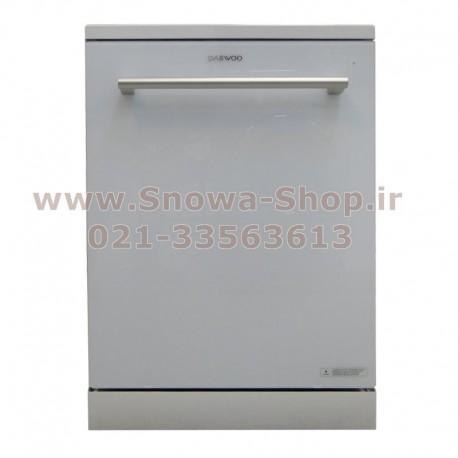 ماشین ظرفشویی DW-1484W دوو الکترونیک Dishwasher Daewoo Electronics
