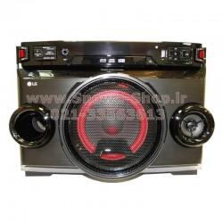 دستگاه پخش صوتی مینی های فای ال جی LG Mini Hi-Fi Audio XBOOM Cube OM4560