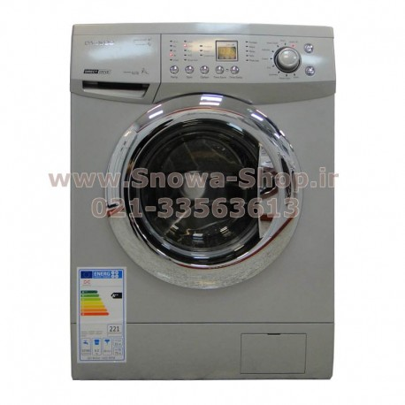 ماشین لباسشویی دوو DWK-8110ST ظرفیت 8 کیلویی Daewoo Washing Machine