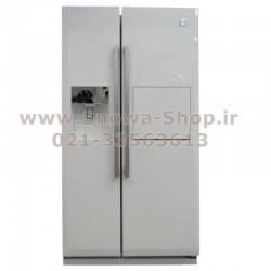 ساید بای ساید دوو الکترونیک Secret Series مدل D2S-6027GW اندازه 27 فوت Daewoo Electronics