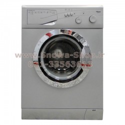 ماشین لباسشویی حایر 5 کیلویی XQG50-813 سیلور Haier Washing Machine