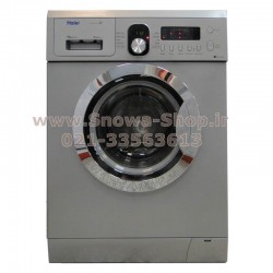 ماشین لباسشویی حایر 6 کیلویی HWM-610S نقره ای Haier Washing Machine