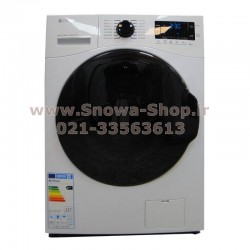 ماشین لباسشویی مدل SWD-842 Wash in Wash اسنوا ظرفیت 8 کیلوگرم Snowa Add Wash