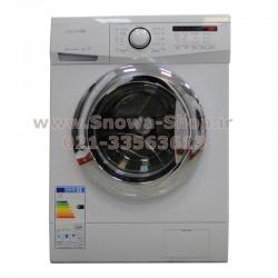 ماشین لباسشویی DWK-7112C دوو الکترونیک 7 کیلویی سفید Daewoo Electronics Washing Machine