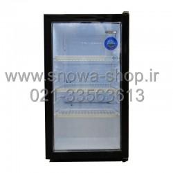 یخچال 5 فوت ایستکول مینی بار درب شیشه ای Eastcool Minibar Refrigerator TM-9580-CS