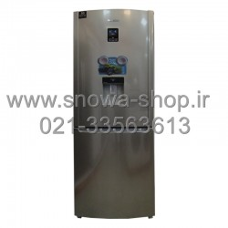 یخچال فریزر دیپوینت نقره ای Depoint Refrigerator Freezer C5-D