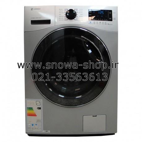 ماشین لباسشویی اسنوا اکتا پلاس Snowa Washing Machine Octa+ Plus SWM-821