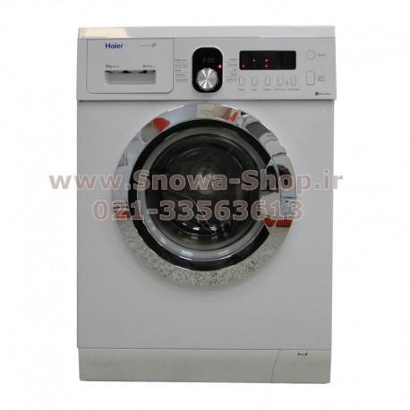 ماشین لباسشویی اسنوا 6 کیلویی SWD-260C سفید درب کروم Snowa Washing Machine