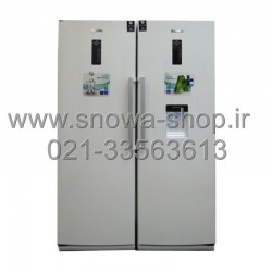یخچال فریزر دوقلو دیپوینت Depoint Twin Refrigerator Freezer NF-14D5i NR-14D5i
