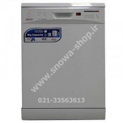ماشین ظرفشویی کروپ 14 نفره 144 پارچه مدل Crop Dishwasher DCS-14168HW1