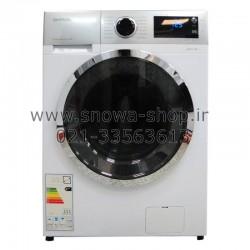 ماشین لباسشویی دوو ذن پرو DWK-PRO82TS ظرفیت 8 کیلویی Daewoo Washing Machine Zen Pro