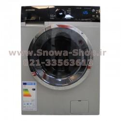 ماشین لباسشویی دوو ذن پرو DWK-PRO82SB ظرفیت 8 کیلویی Daewoo Washing Machine Zen Pro