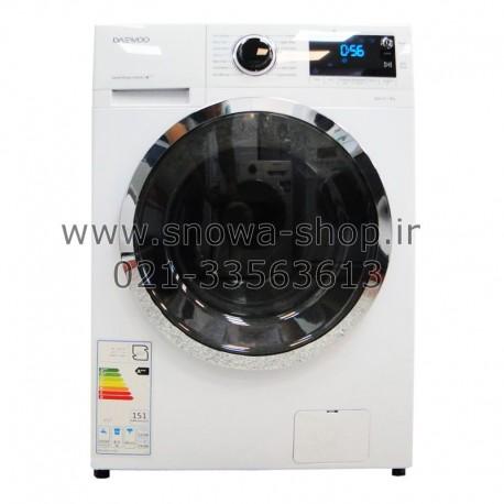 ماشین لباسشویی دوو ذن پرو DWK-PRO82TT ظرفیت 8 کیلویی Daewoo Washing Machine Zen Pro